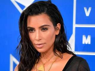 Kim Kardashian says she hadn't expected French police