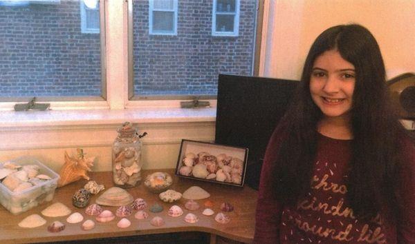 Kidsday reporter Natalie Kogan has collected seashells in