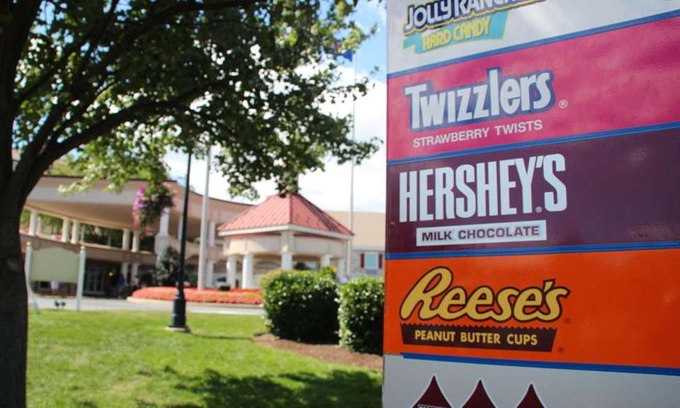 If you stay at one of the Hersheypark