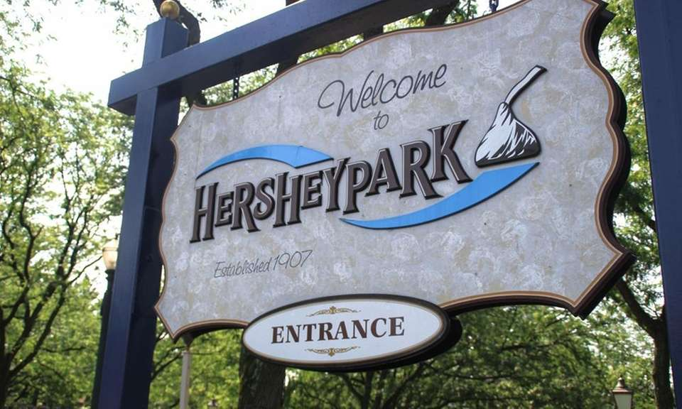 Hersheypark has the highest annual attendance of any