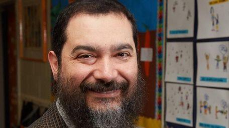 Incoming Hempstead schools Superintendent Shimon Waronker, who starts
