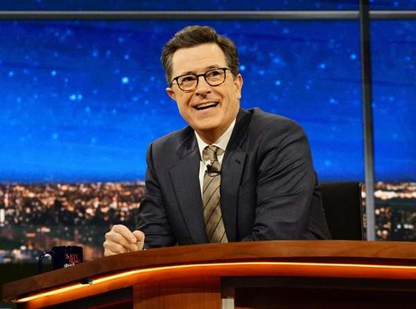 Stephen Colbert of