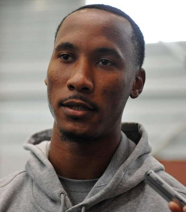 Travis Rudolph, an undrafted free agent signee of