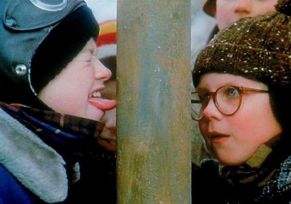 A live musical version of 'A Christmas Story'