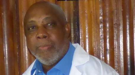 Dr. Noel Blackman, who lived in Valley Stream