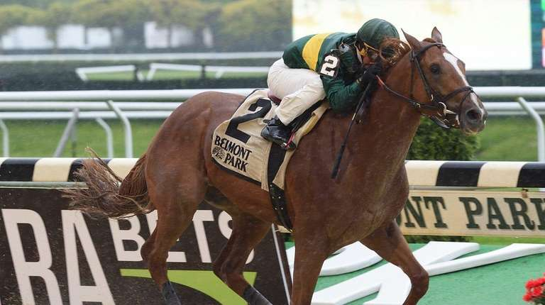 Timeline wins Saturday's 63rd running of the G3
