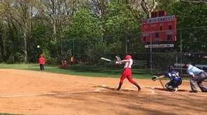 Morgan Catalanotto had three hits as Smithtown East