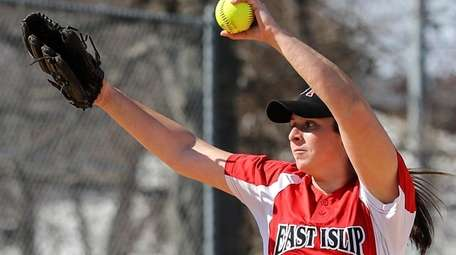 Courtney Greene has led East Islip with her