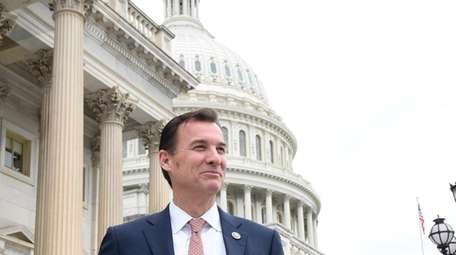 Rep. Thomas Suozzi (D-Glen Cove), at the U.S.