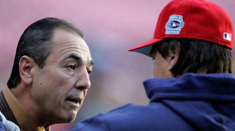 Major League Baseball Supervisor of Umpires Steve