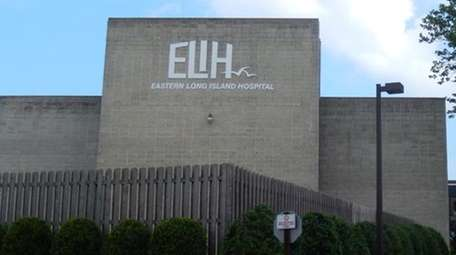 Eastern Long Island Hospital in Greenport is shown