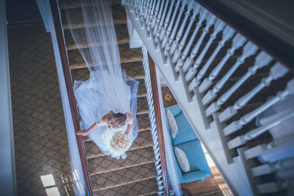 Bride. Bourne Mansion 6/17/16