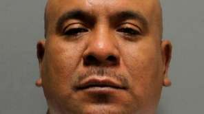 Edward Hidalgo, 46, of the Bronx, was arrested