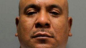 Edward Hidalgo, 46, of the Bronx, was arrested