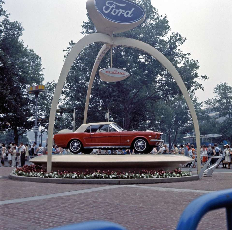 The Fair was the debut of the Ford