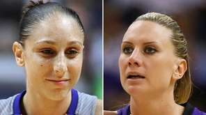 Diana Taurasi has married former Phoenix Mercury teammate