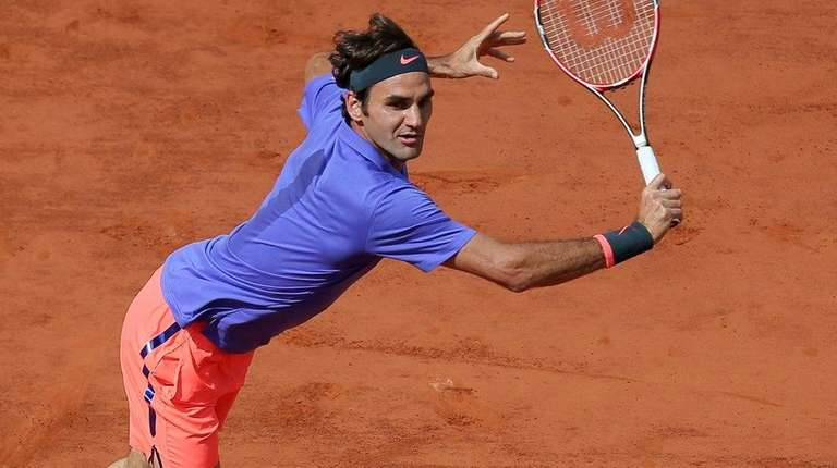 Roger Federer says he won't play in the