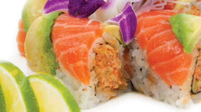 The Tiger Tail Roll is one of the