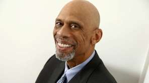 Retired NBA basketball player and author Kareem Abdul-Jabbar