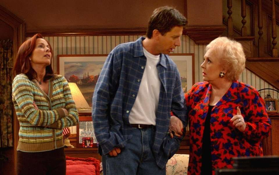 Doris Roberts was best known for playing Marie