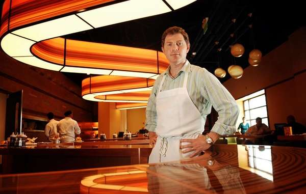 Bobby Flay will speak about his career and
