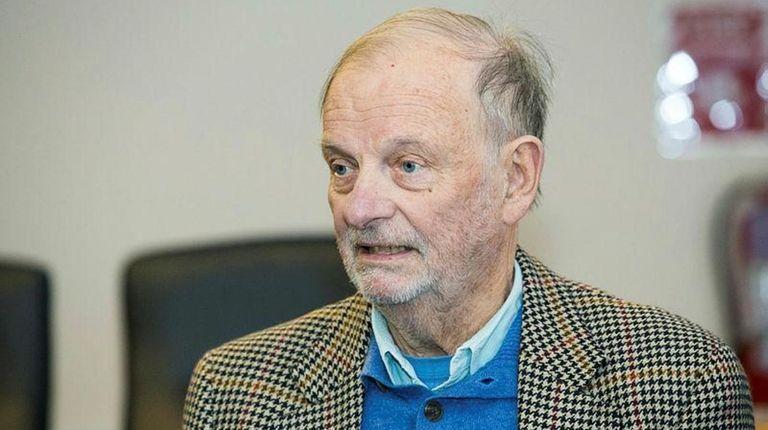 Shelter Island Town Supervisor James Dougherty apologized on
