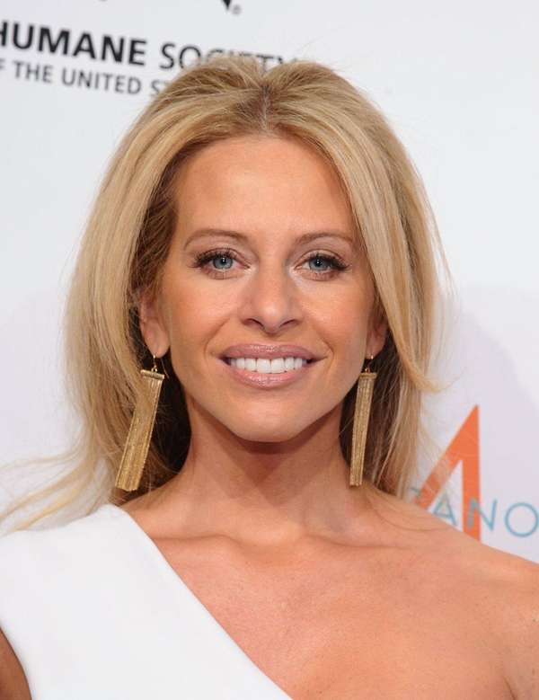 Dina Manzo and her boyfriend Dave Cantin were