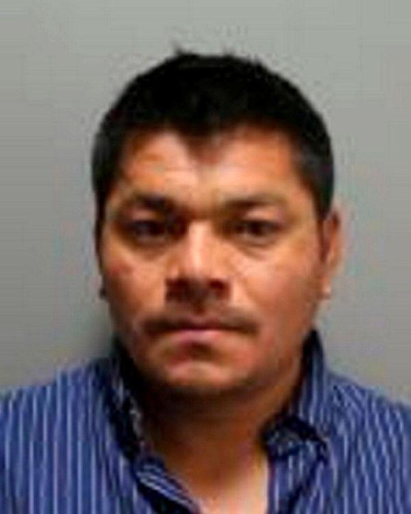 Jose S. Barrera, 35, of Central Islip, was