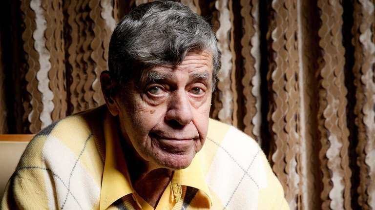 Jerry Lewis will share stories about his life