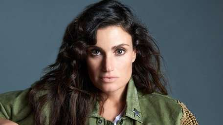 Idina Menzel, raised in Syosset, will star in