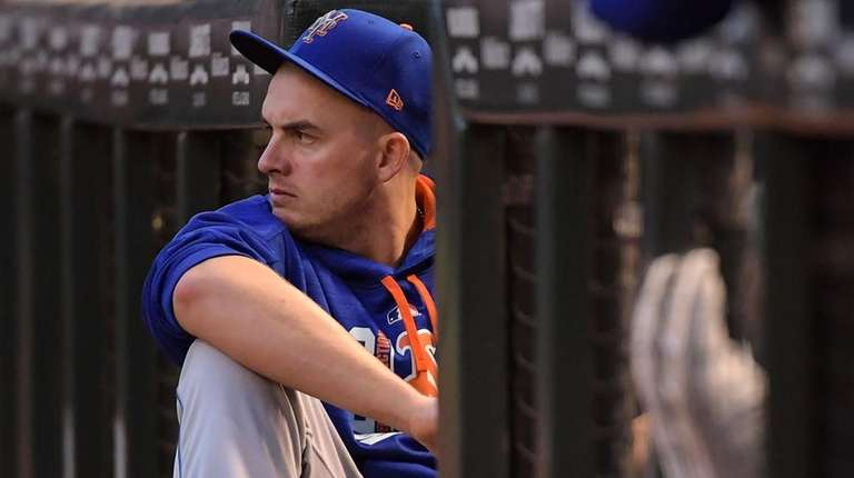 Addison Reed of the New York Mets in