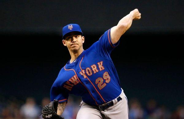 Mets starter Tommy Milone gave up five runs,