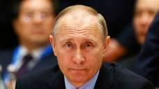 Russian President Vladimir Putin said Russia will provide