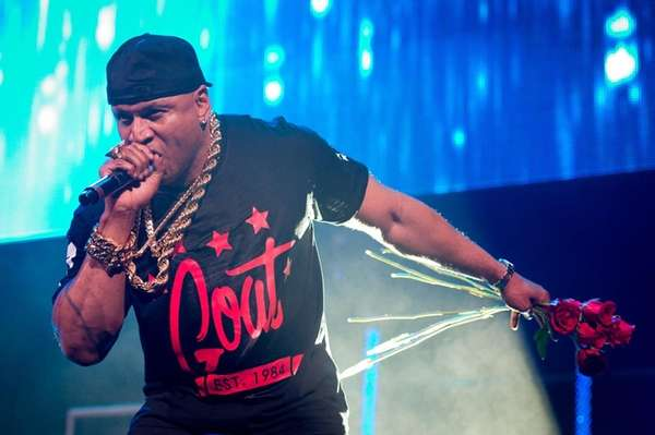 LL Cool J will be taking time