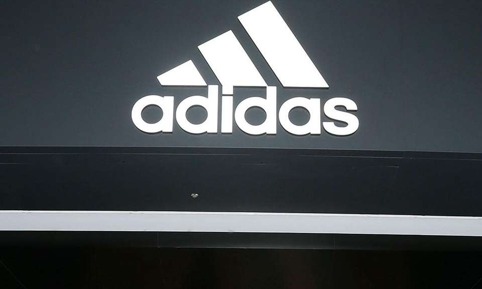 The clothing and shoe manufacturer adidas opened a