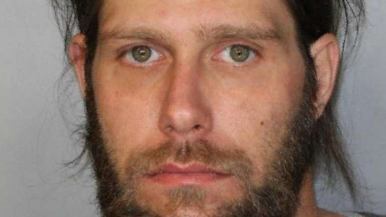 Richard Rider, 31, of Oceanside, was arrested Tuesday,