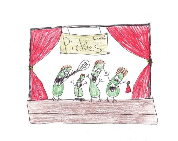 Invite Hip Pickles to your school. and maybe
