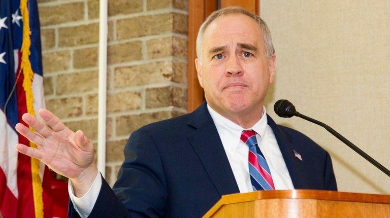 New York State Comptroller Thomas DiNapoli.