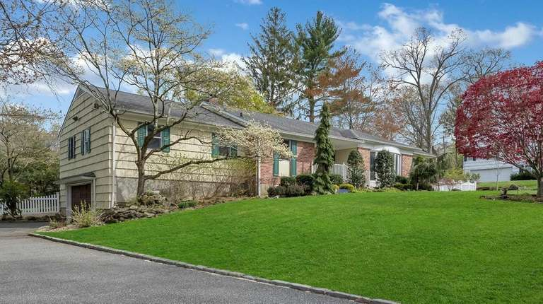 This 2,600-square-foot East Hills property once belonged to
