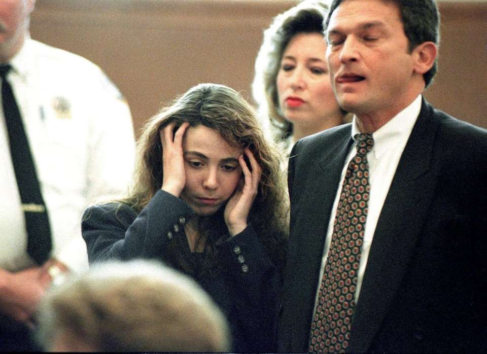 As a result of her plea, Amy Fisher