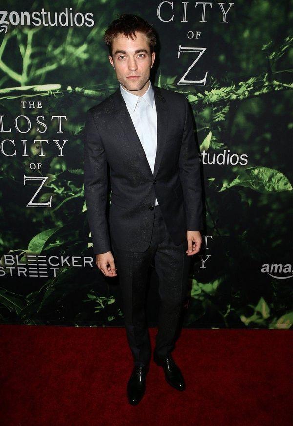 Robert Pattinson stars in a new crime thriller,