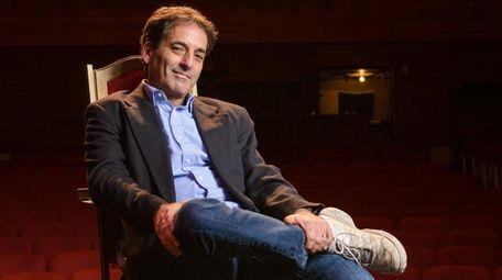 Paul Allan, executive artistic director of Gateway Playhouse,