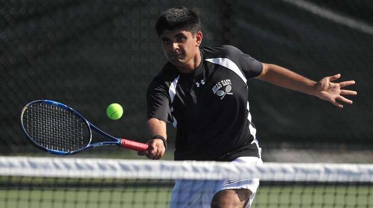 Avi Anand of Half Hollow Hills East returns