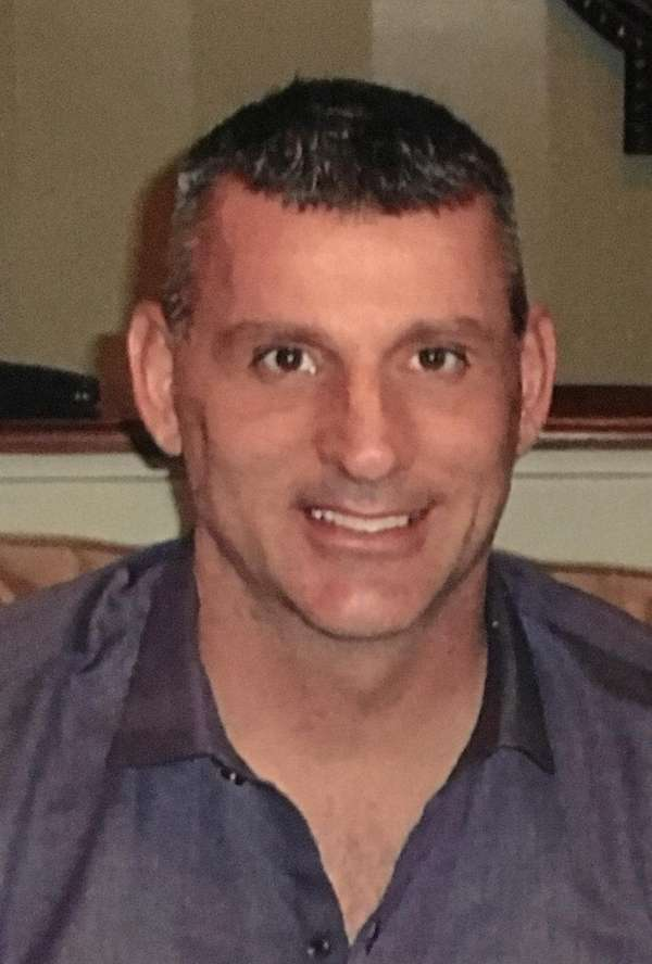Brad Paro, 44, of Mineola, seen in an