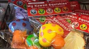 Your kids may be asking for Squishies, which
