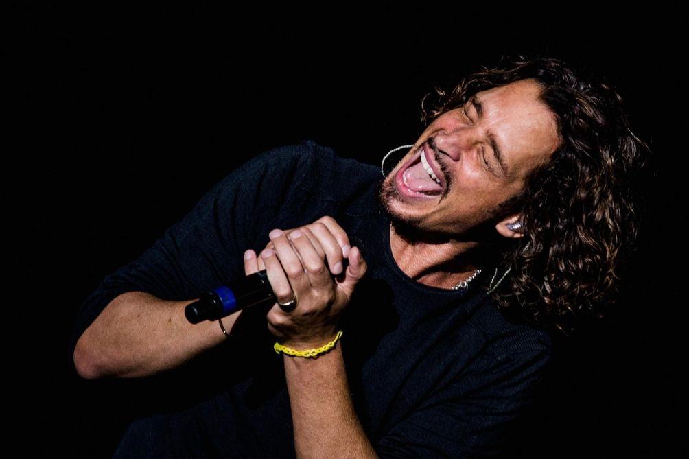 Chris Cornell (July 20, 1964 -- May 17,