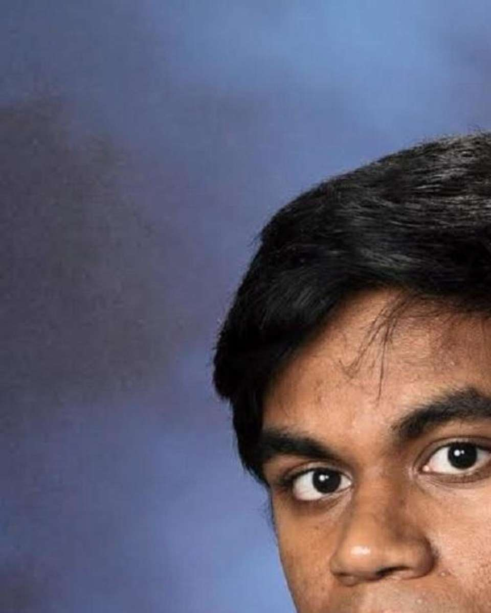 WALT WHITMAN HIGH SCHOOL, KARTHIKEYAN MAYILVAHANAN Hometown: Huntington