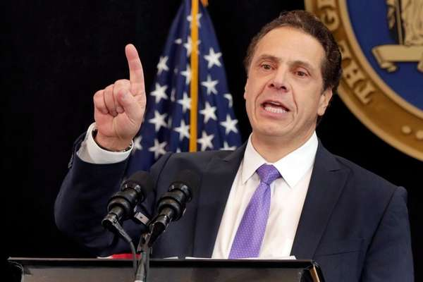 Gov. Andrew M. Cuomo said Thursday that state
