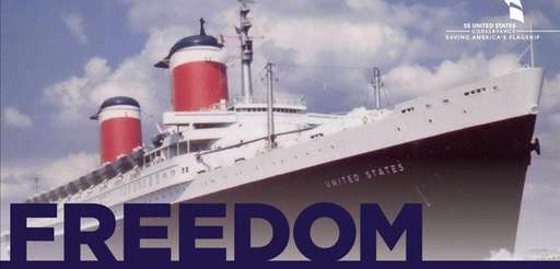 Today, America's flagship - the very symbol of