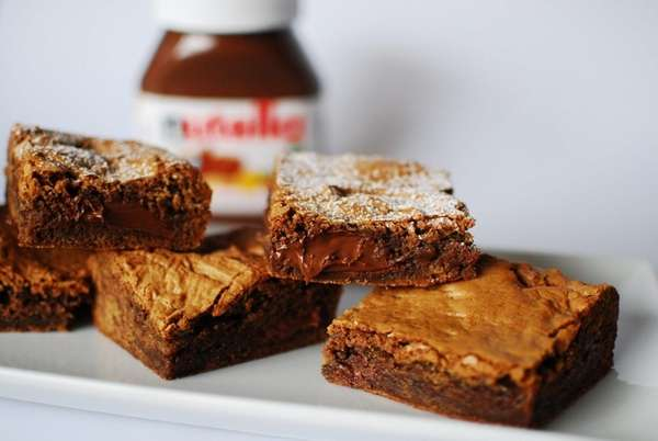 You can find the Nutella Obsession, a Nutella-filled